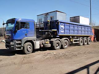 Керамзит с доставкой в Нижнем Новгороде